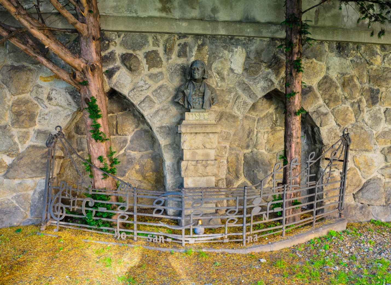 Памятник Ференцу Листу, Братислава
