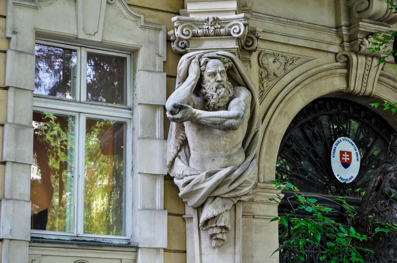 Высшая школа изобразительных искусств Словакии, Братислава