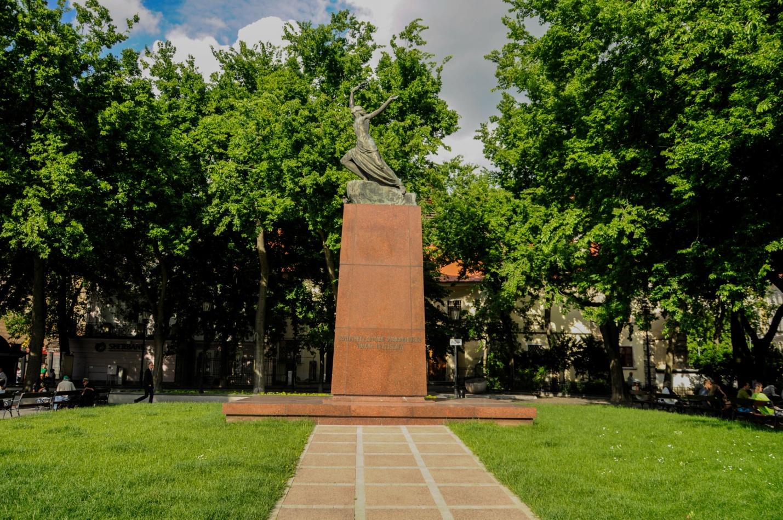 Памятник Советской армии, Братислава