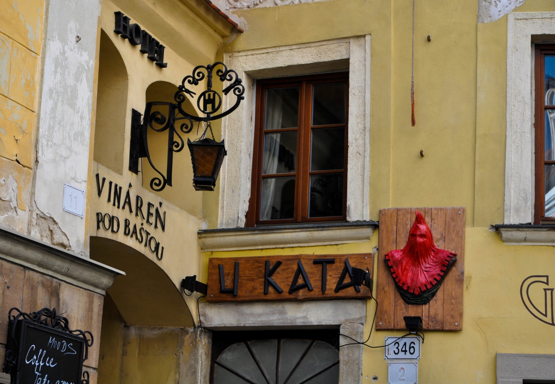 Архитектура старого города в Братиславе