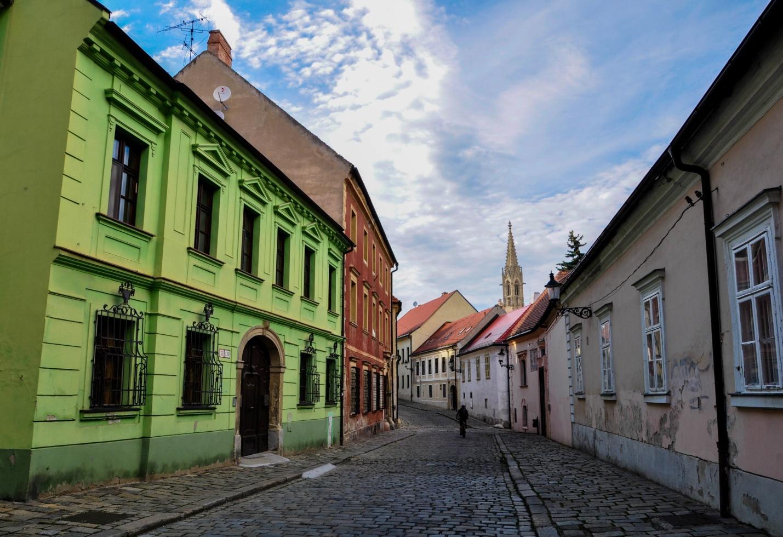 Капитульская улица в Братиславе
