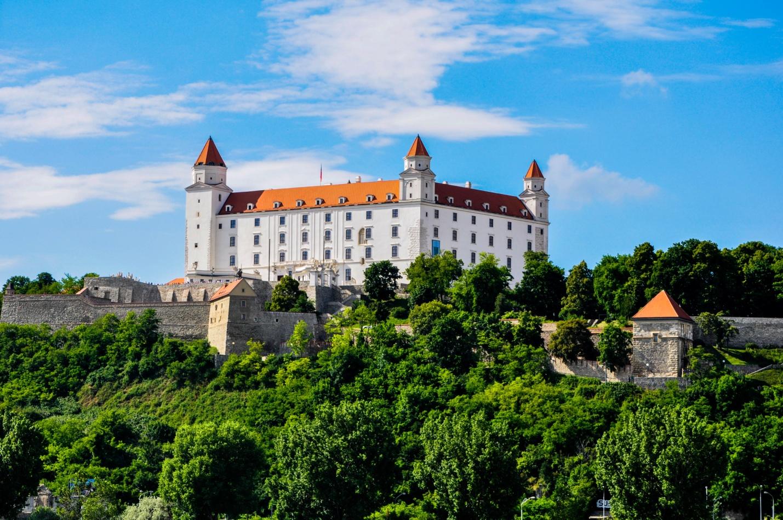 Братиславский град, замок