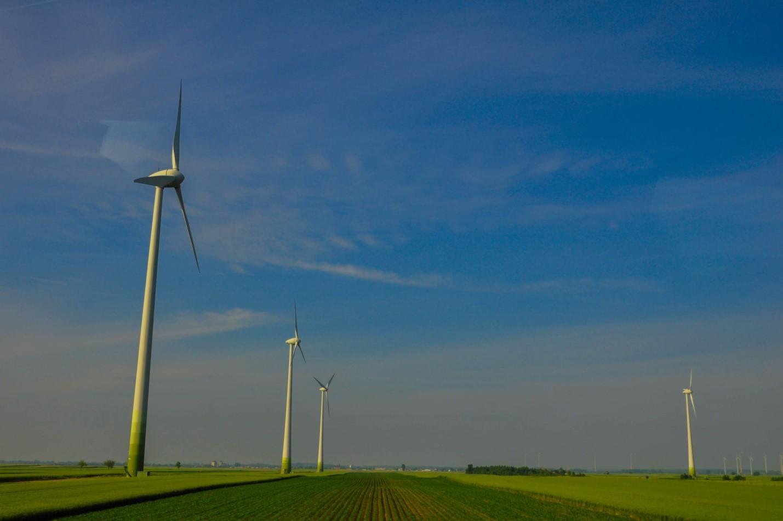 Ветряные электрогенераторы в Словакии