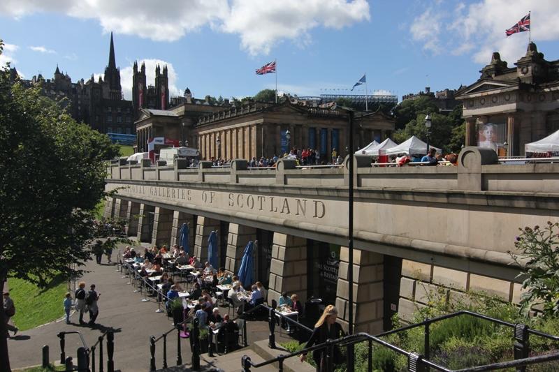 Национальная Галерея Искусств Шотландии, Эдинбург