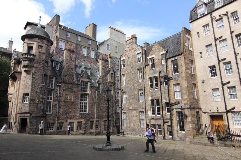 Музей Писателей в Эдинбурге, Шотландия