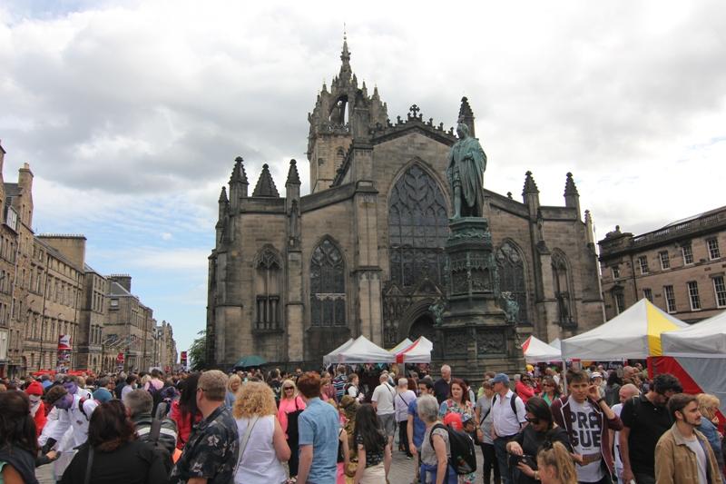Городской собор Св. Эгидия, Эдинбург