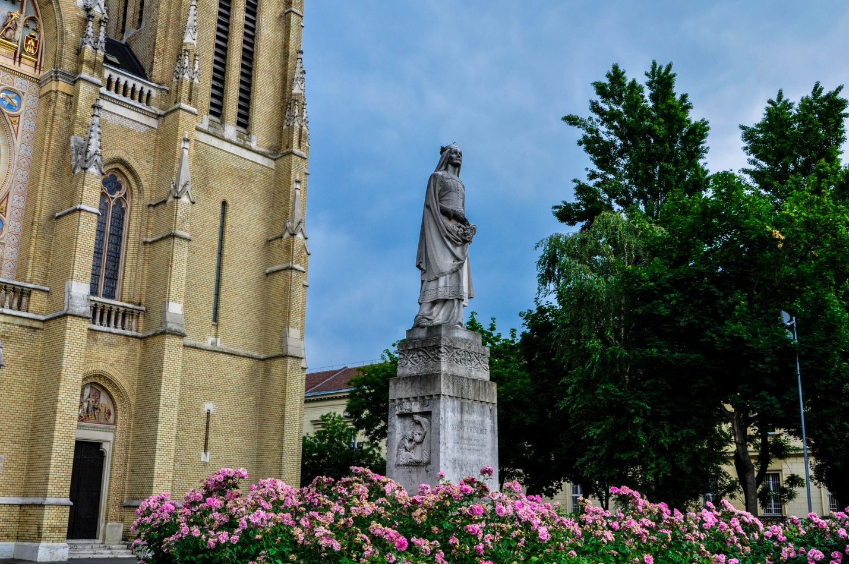 Памятник Святой Елизавете, Будапешт, Венгрия