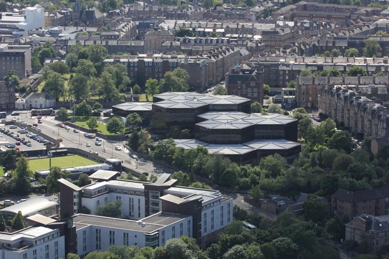 Современная архитектура Эдинбурга