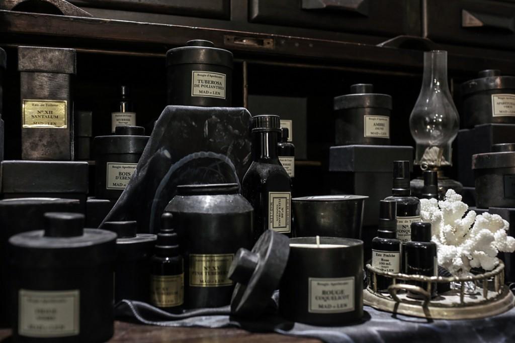 Селективная парфюмерия. Mad et Len