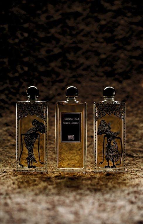 Селективная парфюмерия от Serge Lutens