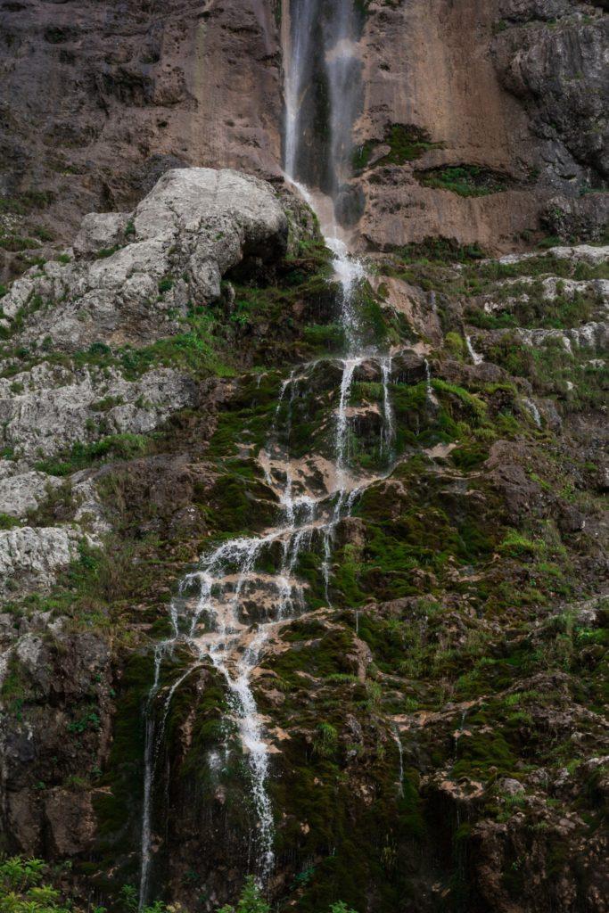 Водопад Фишт, Водопадистый