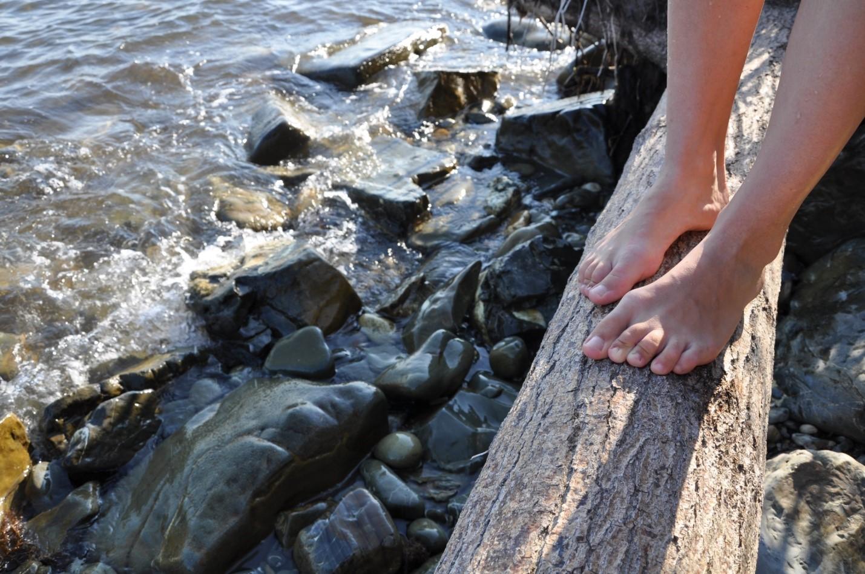 Фото голых девушек с краснодарского побережья, большим членом