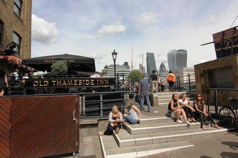 Хорошая погода в Лондоне