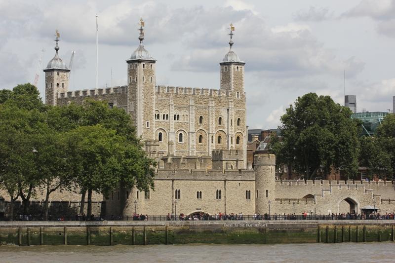 Крепость Тауэр, Лондон