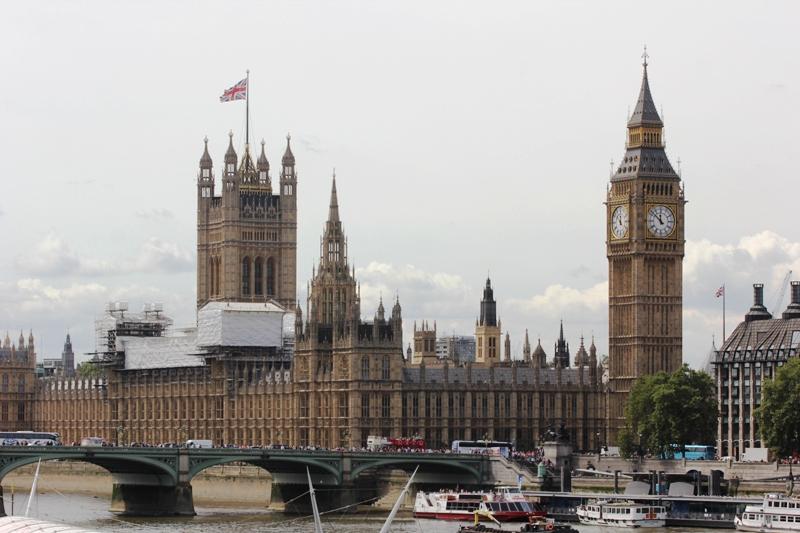Здание парламента в Лондоне, Англия, Великобритания