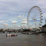 В Лондоне солнечно