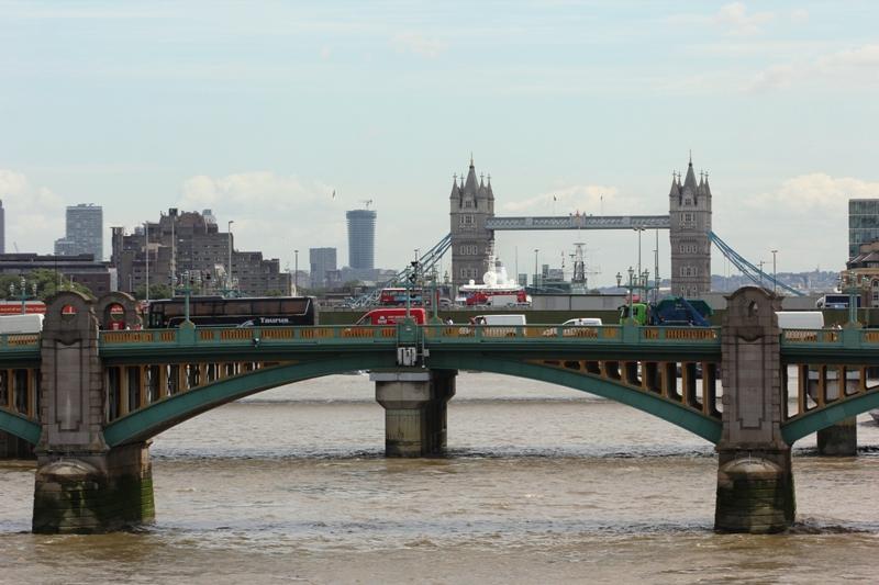 Мосты через реку Темза, Лондон