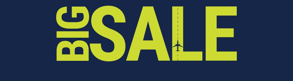 Распродажа авиабилетов
