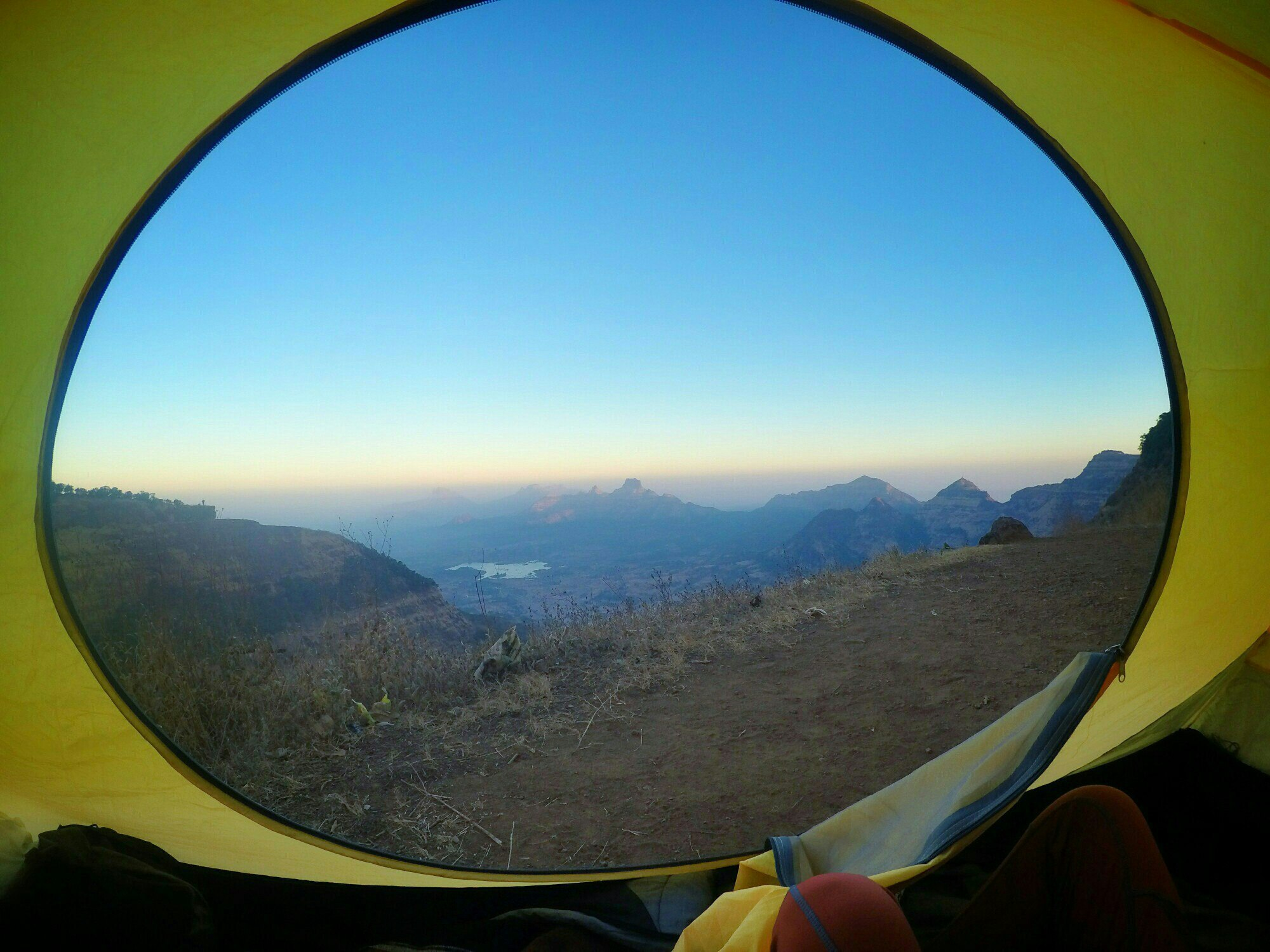 Гора Matheran, национальный парк, Индия