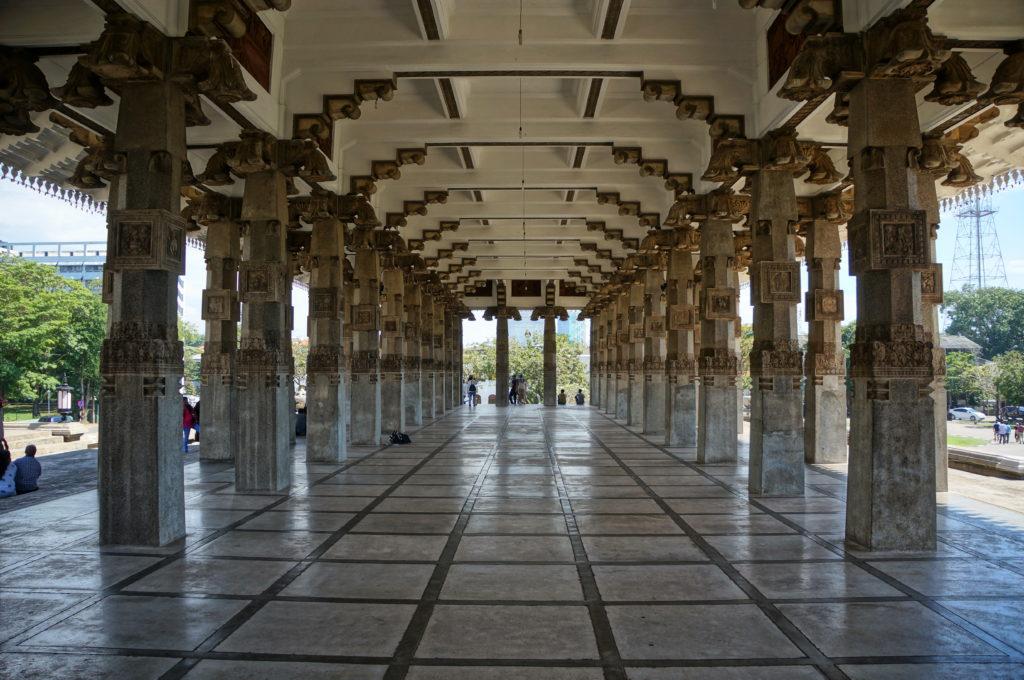 Архитектура Коломбо, Шри-Ланка