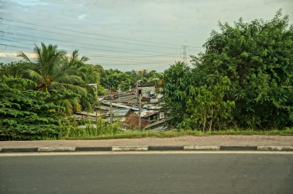 Трущебы Коломбо, Шри-Ланка