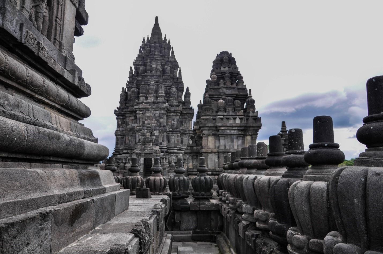 Храмовый комплекс Прамбанан, остров Ява