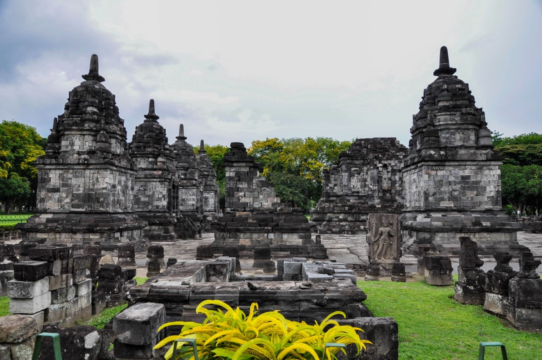 Храм Лумбунг, остров Ява