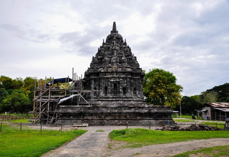 Храм Чанди Бубрах, Ява