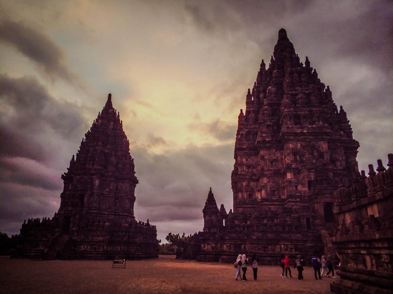 Храмы на острове Ява, Индонезия