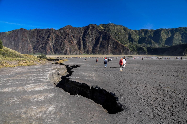 Вулканические пейзажы