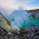 Репортаж из адова пекла — кратера серного вулкана Иджен