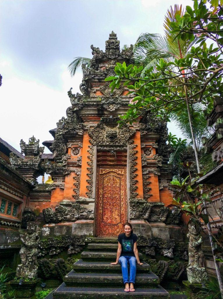 Travel BBug Club в Водном дворце на Бали
