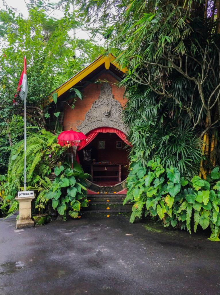 Дом-музей Антонио Бланко, Убуд, Бали
