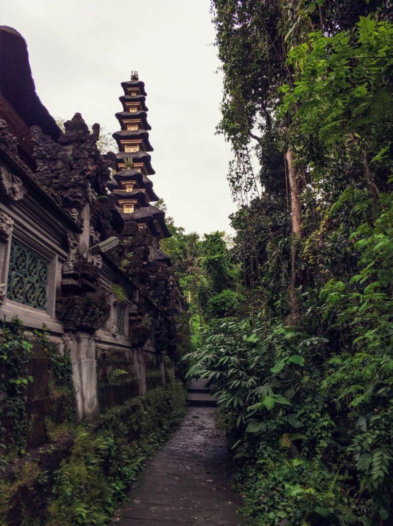 Тропа художника, Бали