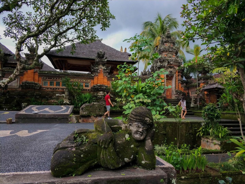 Водный дворец, Убуд, Бали