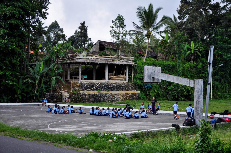 Спортивная школа на Бали
