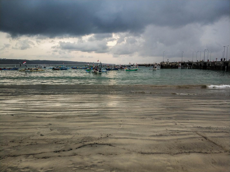 Рыбаки на Бали