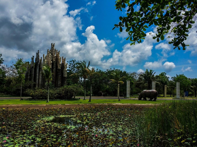 Парк Гаруда-Вишну-Кенчана на Бали
