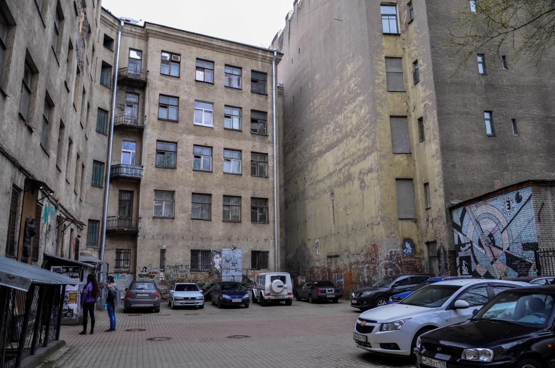 Котельная Камчатка, Санкт-Петербург