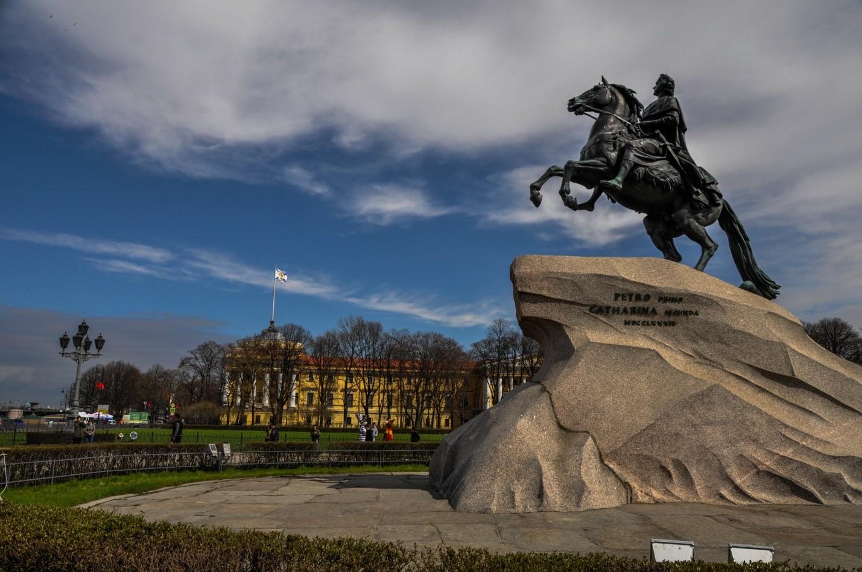 Медный всадник, Санкт-Петербург
