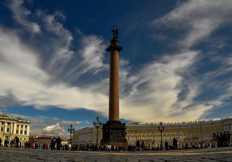 Главная площадь Питера, Санкт-Петербург