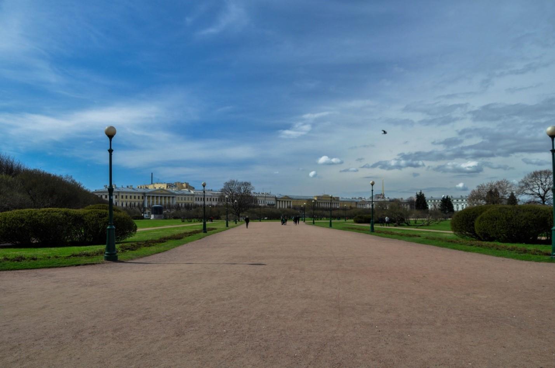 Марсово поле, Санкт-Петербург