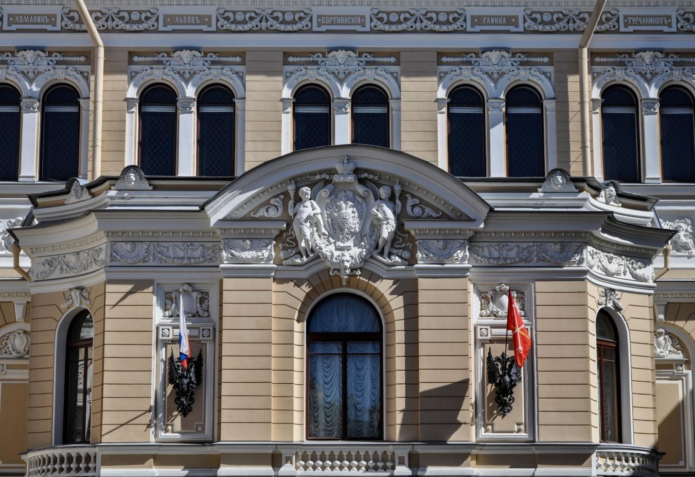 Здание капеллы, Санкт-Петербург