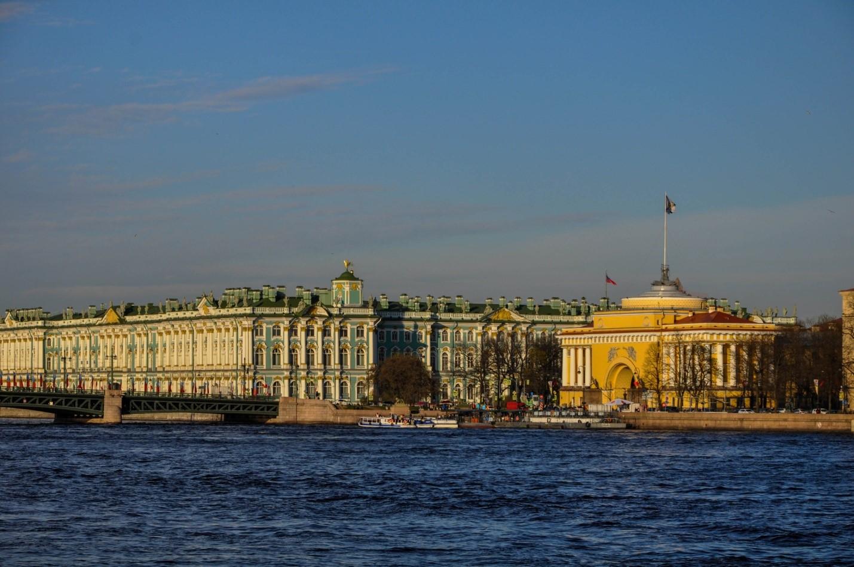 Нева, Санкт-Петербург