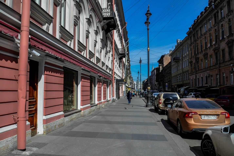 Улица Рубенштейна, Питер
