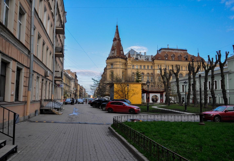 Питерские дворы, Санкт-Петербург