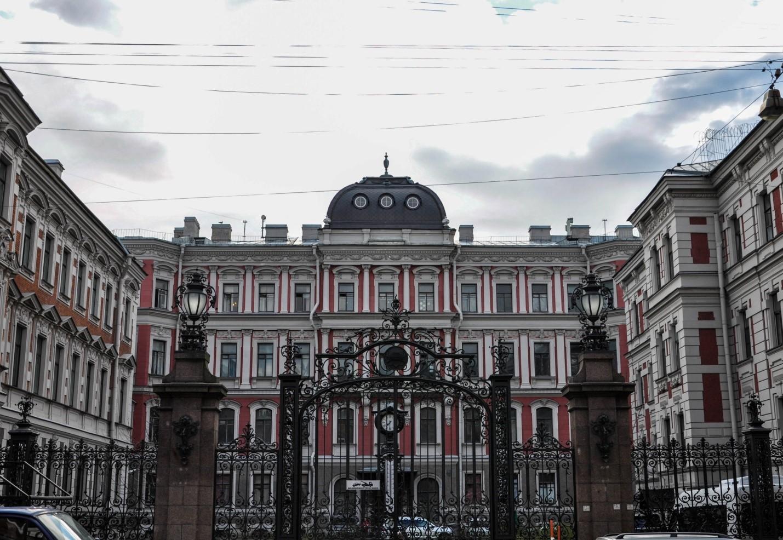 Доходный дом общества «Россия», Санкт-Петербург