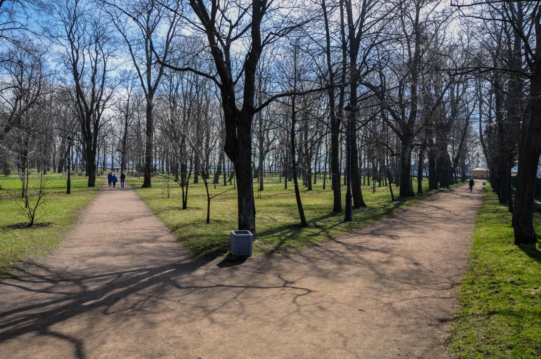 Петровский парк, Кронштадт