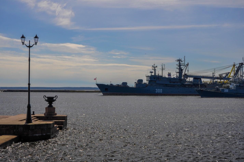 Петровская пристань, Кронштадт