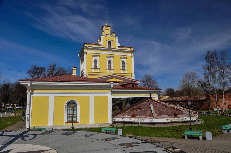 Исторический архитектурно-художественный музей, Кронштадт